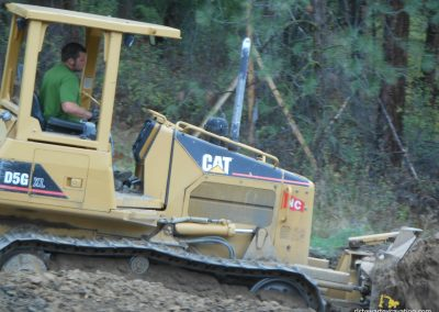 Adam RL Stewart Excavation Cat
