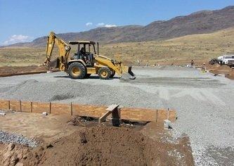 rl stewart excavation site prep wenatchee