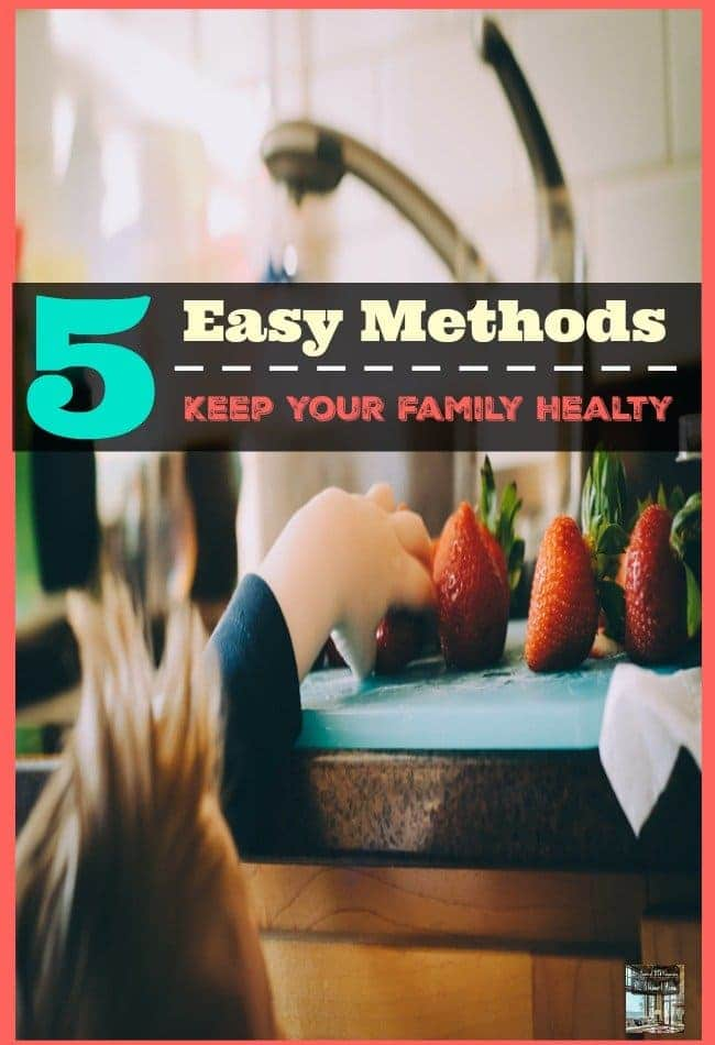 HOw to keep your family home healthy